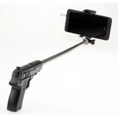 """Селфи-стик Monopod """"Пистолет"""" (палка для селфи)"""