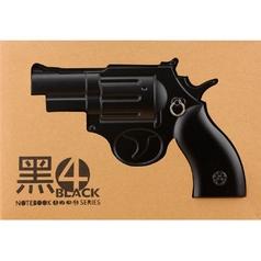 Блокнот - пистолет 3D