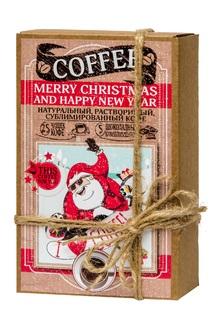 """Кофе """"MERRY CHRISTMAS AND HAPPY NEW YEAR"""""""