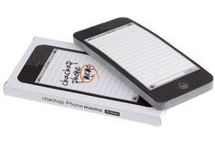 Iphone - записная книжка - стикеры